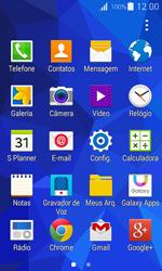 Como restaurar as configurações originais do seu aparelho - Samsung Galaxy Ace 4 - Passo 3