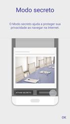 Como configurar a internet do seu aparelho (APN) - Samsung Galaxy S7 - Passo 20
