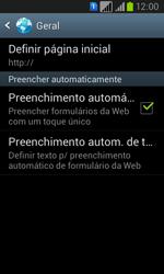 Como configurar a internet do seu aparelho (APN) - Samsung Galaxy Win - Passo 25
