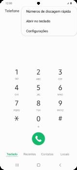 O celular não faz chamadas - Samsung Galaxy S20 Plus 5G - Passo 15