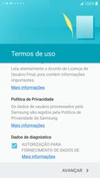 Como configurar pela primeira vez - Samsung Galaxy S7 Edge - Passo 6