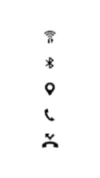 Explicação dos ícones - Samsung Galaxy On 7 - Passo 15