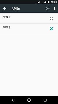 Como configurar a internet do seu aparelho (APN) - Motorola Moto Z2 Play - Passo 18