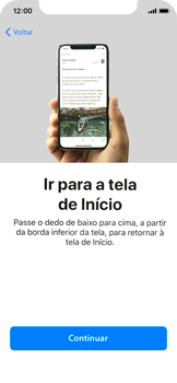 Como configurar pela primeira vez - Apple iPhone X - Passo 31