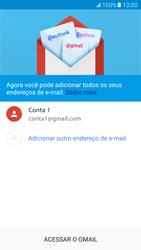 Como configurar seu celular para receber e enviar e-mails - Samsung Galaxy S7 - Passo 16