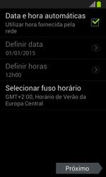 Como ativar seu aparelho - Samsung Galaxy S III Mini - Passo 8