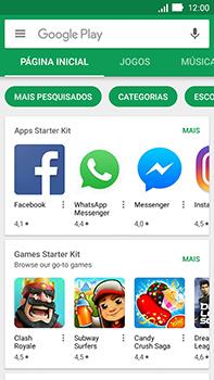 Como baixar aplicativos - Asus ZenFone Go - Passo 4