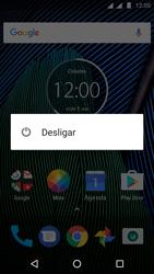 Como configurar a internet do seu aparelho (APN) - Motorola Moto G5 - Passo 20