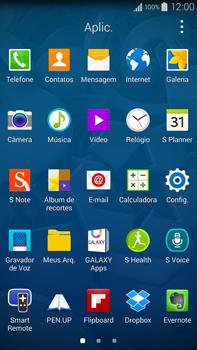 Como configurar a internet do seu aparelho (APN) - Samsung Galaxy Note - Passo 17