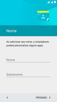 Como configurar pela primeira vez - Motorola Moto X Play - Passo 10