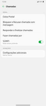 O celular não recebe chamadas - LG Velvet 5G - Passo 13
