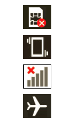 Explicação dos ícones - LG G2 Lite - Passo 3