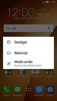 Como configurar a internet do seu aparelho (APN) - Asus ZenFone Go - Passo 30