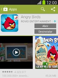 Como baixar aplicativos - Samsung Galaxy Pocket - Passo 19
