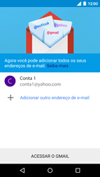 Como configurar seu celular para receber e enviar e-mails - Motorola Moto G (3ª Geração) - Passo 17