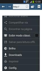 Como configurar a internet do seu aparelho (APN) - Samsung Galaxy Core Plus - Passo 19
