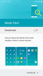 Como configurar pela primeira vez - Samsung Galaxy S7 Edge - Passo 21