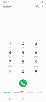 Como bloquear chamadas de um número específico - Samsung Galaxy S20 Plus 5G - Passo 4