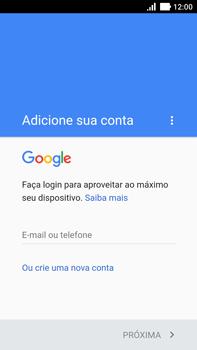 Como configurar seu celular para receber e enviar e-mails - Asus ZenFone 3 - Passo 9