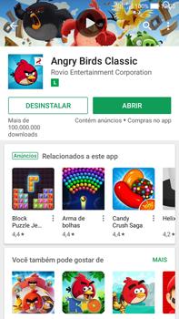 Como baixar aplicativos - Asus Zenfone Selfie - Passo 16