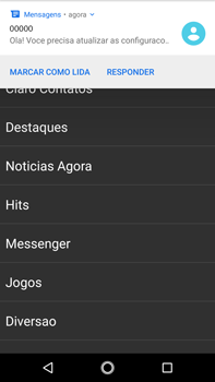 Como melhorar a velocidade da internet móvel - Motorola Moto G5s Plus - Passo 15