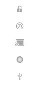 Explicação dos ícones - Motorola Edge - Passo 5