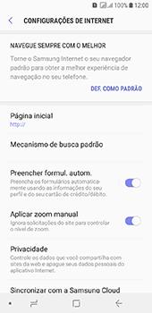 Como configurar a internet do seu aparelho (APN) - Samsung Galaxy J6 - Passo 24