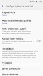 Como configurar a internet do seu aparelho (APN) - Samsung Galaxy S7 - Passo 23