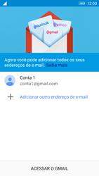 Como configurar seu celular para receber e enviar e-mails - Lenovo Vibe K6 - Passo 14