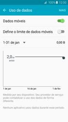 Como configurar a internet do seu aparelho (APN) - Samsung Galaxy S6 - Passo 4