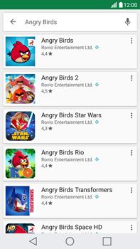 Como baixar aplicativos - LG G5 Stylus - Passo 15