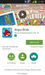 Como baixar aplicativos - Samsung Galaxy Win - Passo 17