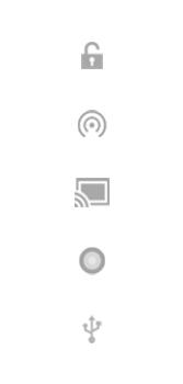 Explicação dos ícones - Motorola Moto G7 Play - Passo 5