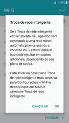 Como configurar pela primeira vez - Samsung Galaxy S6 - Passo 3