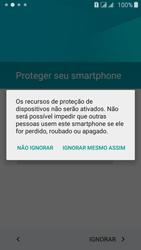 Como configurar pela primeira vez - Samsung Galaxy J5 - Passo 11