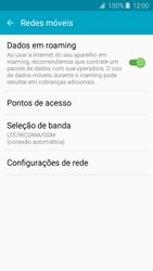 Como ativar e desativar o roaming de dados - Samsung Galaxy J2 Duos - Passo 5