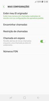 O celular não recebe chamadas - Samsung Galaxy J4 Core - Passo 17