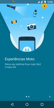 Como ativar seu aparelho - Motorola Moto G6 Play - Passo 18