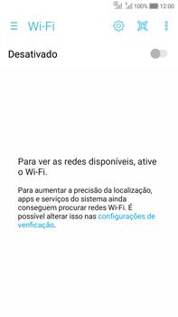Como configurar uma rede Wi-Fi - Asus Zenfone Selfie - Passo 4