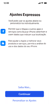 Como ativar seu aparelho - Apple iPhone XR - Passo 19