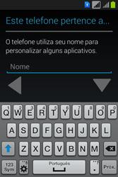 Como configurar pela primeira vez - Samsung Galaxy Young - Passo 11