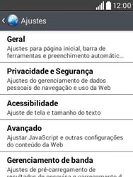 Como configurar a internet do seu aparelho (APN) - LG L20 - Passo 21