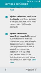 Como configurar pela primeira vez - Samsung Galaxy J5 - Passo 13