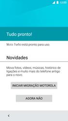 Como ativar seu aparelho - Motorola Moto Turbo - Passo 12