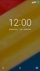 Como reiniciar o aparelho - Motorola Moto C Plus - Passo 8