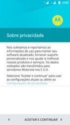 Como configurar pela primeira vez - Motorola Moto G (2ª Geração) - Passo 6