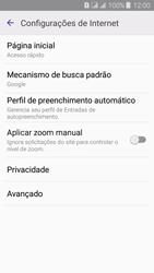 Como configurar a internet do seu aparelho (APN) - Samsung Galaxy J3 Duos - Passo 20