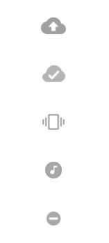 Explicação dos ícones - Motorola Edge - Passo 7