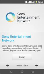 Como ativar seu aparelho - Sony Xperia E1 - Passo 7