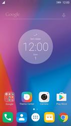 Como configurar seu celular para receber e enviar e-mails - Lenovo Vibe K6 - Passo 1